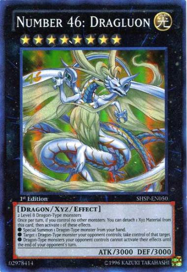 Yugioh Zexal Shadow Specters Single Card Super Rare Number