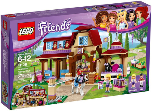 Lego Friends Heartlake Riding Club Set #41126