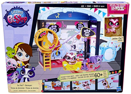 Hasbro Littlest Pet Shop Fun Park Playset