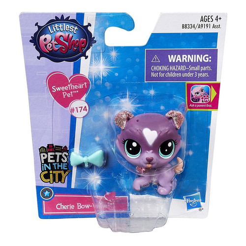 Hasbro Littlest Pet Shop Pets in the City Cherie Bow-Wow ...