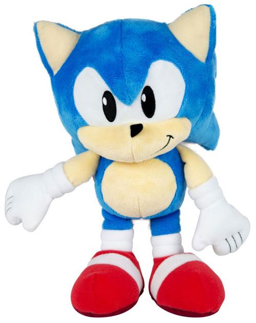 Sonic The Hedgehog Classic Sonic 10-Inch Plush