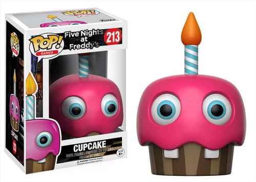 Funko POP! Games Five Nights at Freddy's Nightmare Cupcake ...