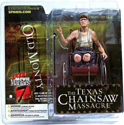 McFarlane Toys The Texas Chainsaw Massacre Movie Maniacs ...