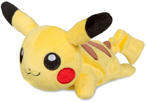 Pokemon Kuttari Cutie Pikachu Exclusive 5-Inch Plush [Eye...