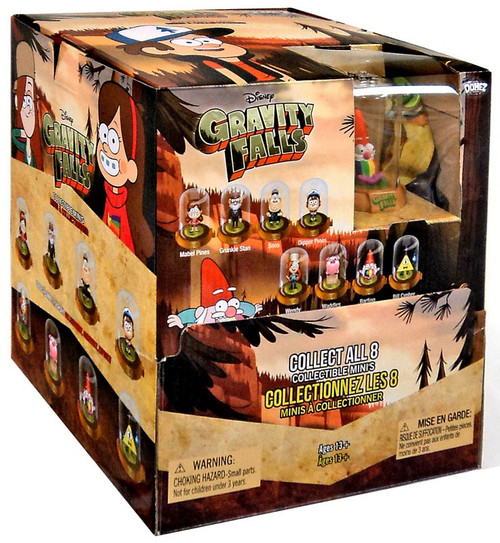 Toy Mystery Box : Disney gravity falls domez mystery box