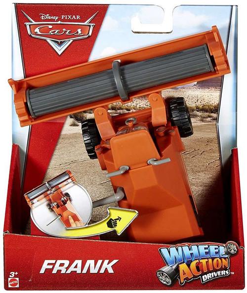 Disney Cars Wheel Action Drivers Frank Vehicle