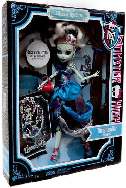 Monster High Scarily Ever After Frankie Stein Exclusive 1...