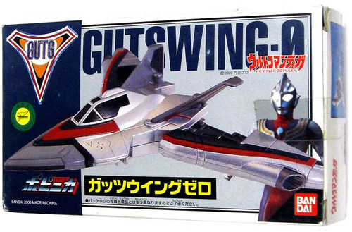Ultraman Tiga Gutswing-0 Die-Cast Vehicle [Japanese]