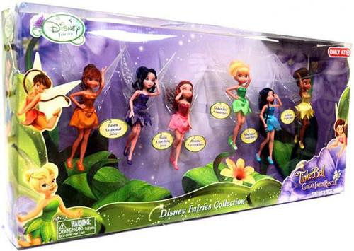 JAKKS Disney Fairies Tinker Bell and the Great Fairy Resc...