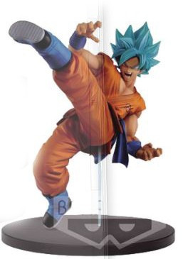Dragon Ball Super FES Super Saiyan God Super Saiyan Goku....