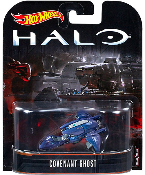Hot Wheels Halo Covenant Ghost Diecast Car