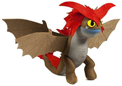 How to Train Your Dragon Dragons Cloudjumper 10 Plush Spin ...