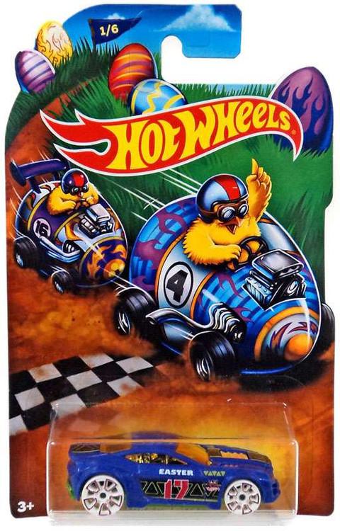 Mattel Hot Wheels Easter Torque Twister Diecast Car #1/6
