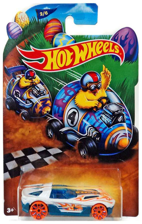 Mattel Hot Wheels Easter Yur So Fast Diecast Car #2/6