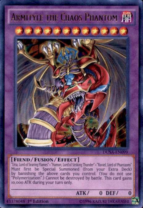 YuGiOh Duelist Saga Single Card Ultra Rare Armityle the ...  YuGiOh Duelist ...