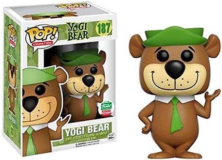 FUNKO INC. POP Animation Yogi Bear Exclusive Vinyl Figure...