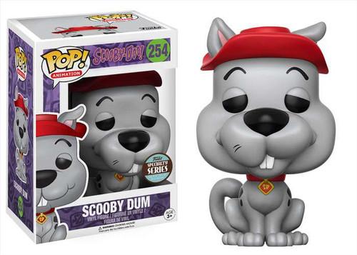FUNKO INC. Scooby Doo Funko POP Animation Scooby Dum Excl...