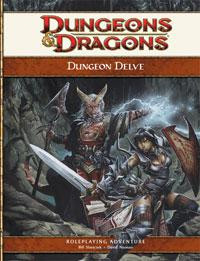 Dungeons & Dragons D&D 4th Edition Dungeon Delve