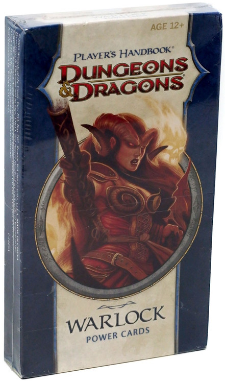 Dungeons & Dragons D&D 4th Edition Player's Handbook Warl...