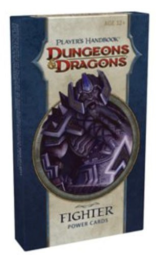 Dungeons & Dragons D&D 4th Edition Player's Handbook Figh...