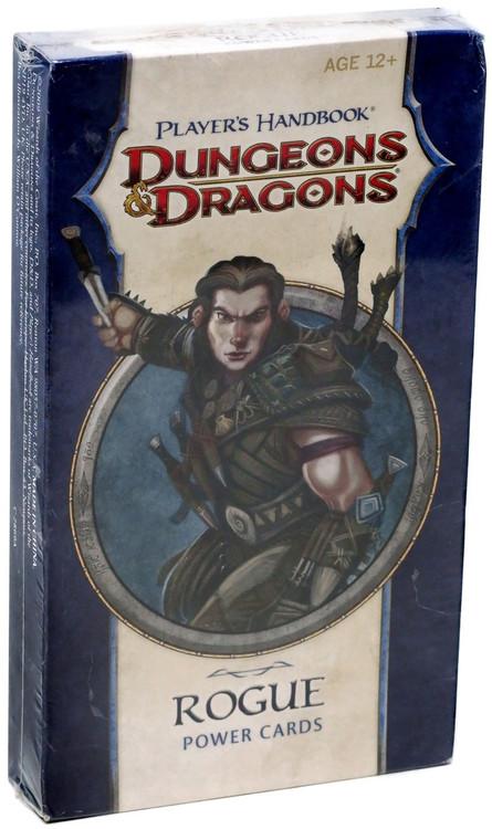 Dungeons & Dragons D&D 4th Edition Player's Handbook Rogu...