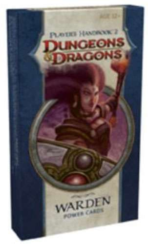 Dungeons & Dragons D&D 4th Edition Player's Handbook 2 Wa...