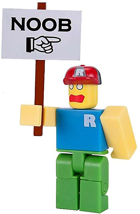 Roblox Series 1 Classic Noob Mini Figure Loose Jazwares - ToyWiz