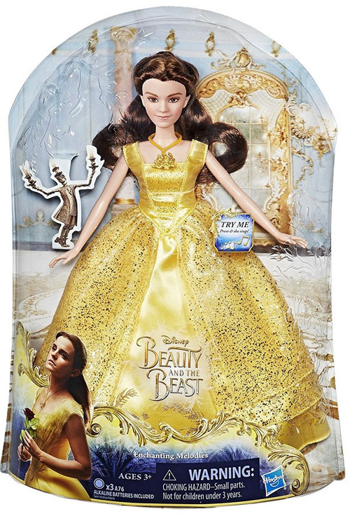 Hasbro Disney Beauty and the Beast Enchanting Melodies Be...
