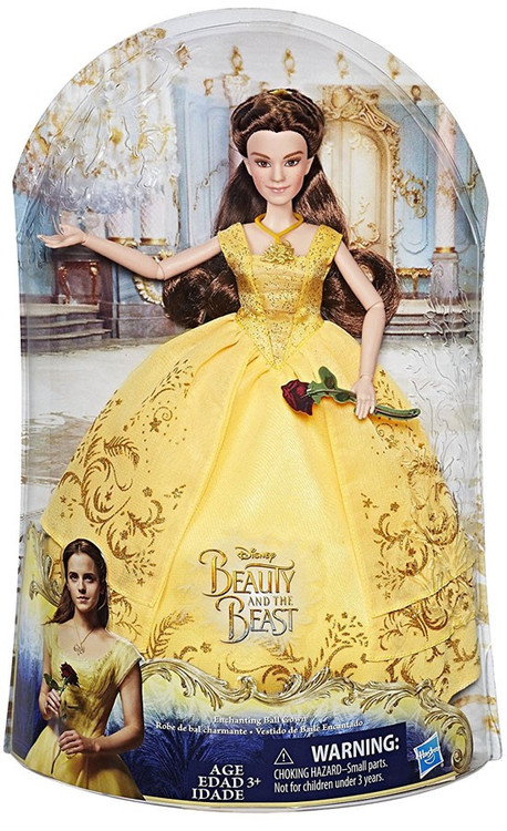 Hasbro Disney Beauty and the Beast Enchanting Ball Gown B...