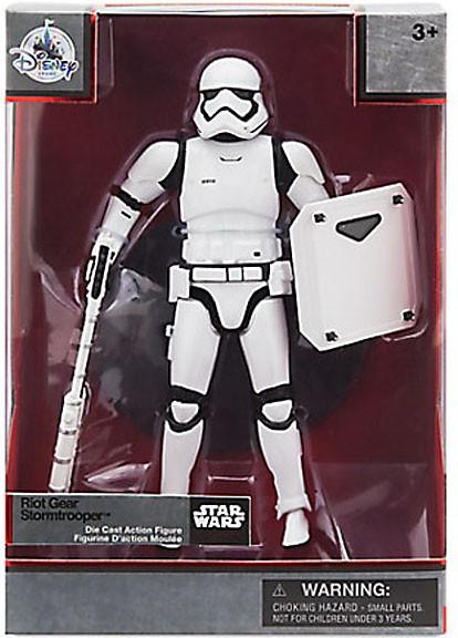 Disney Star Wars The Force Awakens Elite Series Riot Gear...
