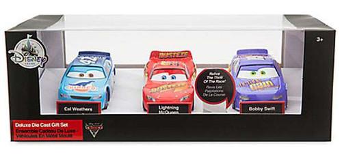 Disney Cars Cars 3 Lightning McQueen, Carl Weathers & Bob...