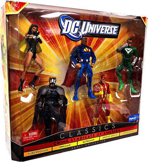 DC Universe Classics Crime Syndicate of Amerika Exclusive...