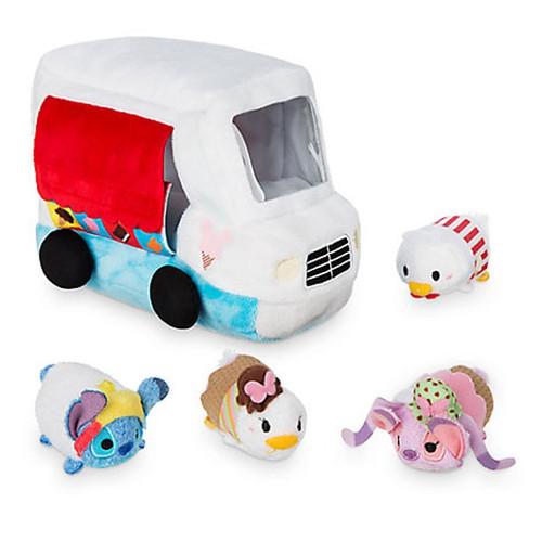 Disney Tsum Tsum Donald Duck Ice Cream Truck Mini Plush 4...