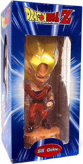 Neca Dragon Ball Z SS Goku Exclusive Bobble Head