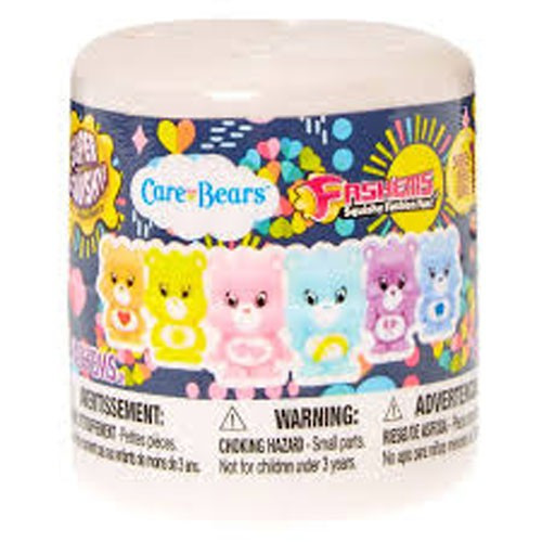 Fash'Ems Series 1 Care Bears Fash'Ems Mystery Capsule Pack
