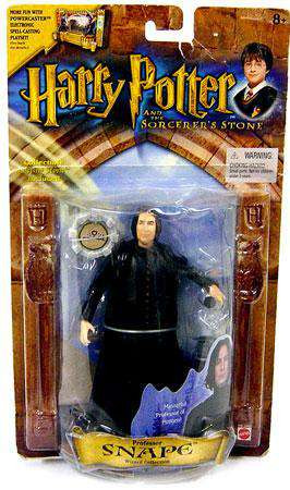 Harry Potter The Sorcerer's Stone Professor Snape Action ...