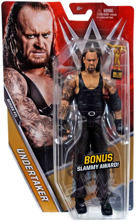 Mattel WWE Wrestling Series 71 Undertaker Action Figure [...