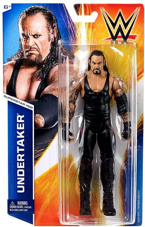 WWE Wrestling Series 55 Undertaker Action Figure #66 [Loose]