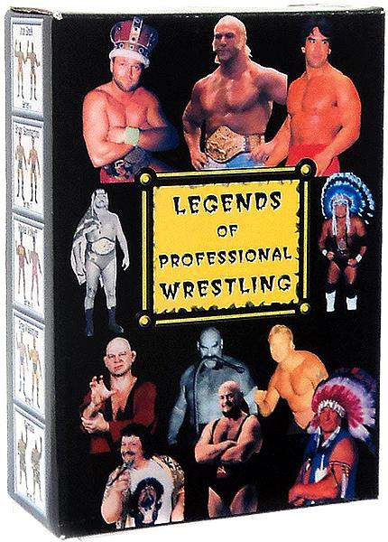 WWE Wrestling Legends of Professional Wrestling Series 19...