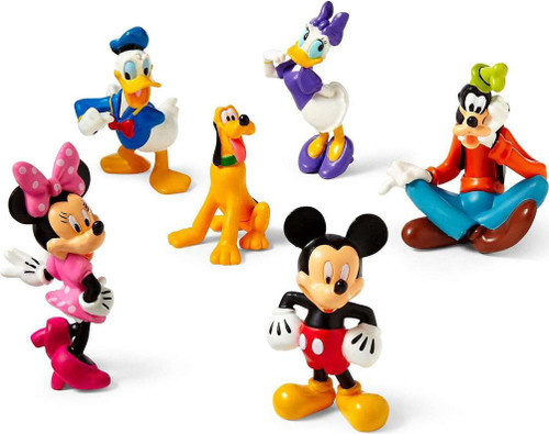 Disney Mickey Mouse Clubhouse Figurine Playset Exclusive ...