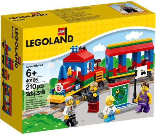 Lego land Train Set #40166