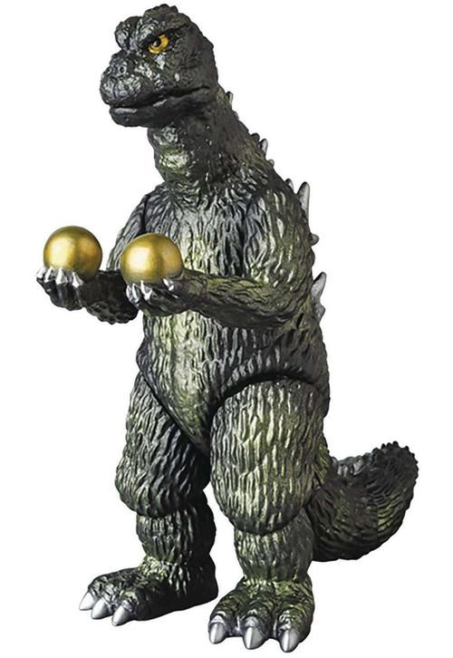 Godzilla Vs Hedorah Sofubi Godzilla Vinyl Figure Medicom