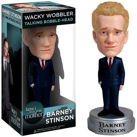 FUNKO INC. How I Met Your Mother Wacky Wobbler Barney Sti...