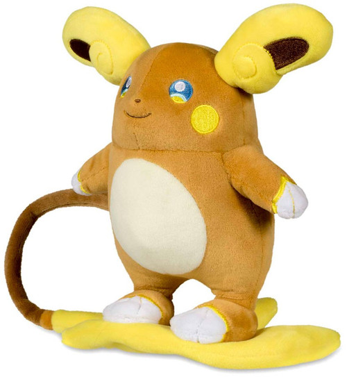 Pokemon Alolan Raichu 9-Inch Plush