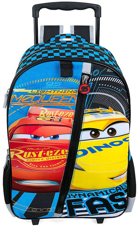 Disney Cars Cars 3 Rolling Exclusive Backpack
