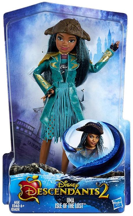 Disney Descendants Descendants 2 Uma Doll Hasbro - ToyWiz