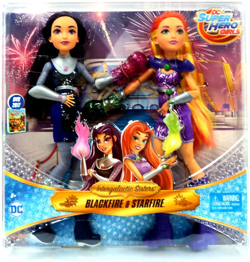 Dc Super Hero Girls Intergalactic Sisters Blackfire
