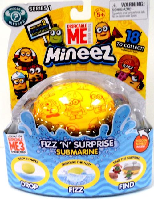 Despicable Me Minions Mineez Series 1 Fizz 'N Surprise Su...