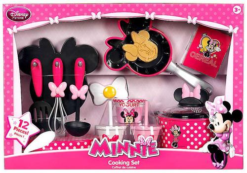 Disney Minnie Mouse 2016 Minnie Cooking Set Exclusive Pla...