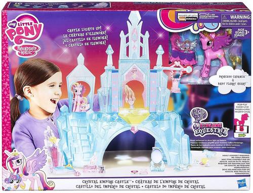 Hasbro My Little Pony Equestria Girls Crystal Empire Cast...